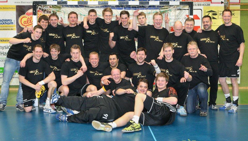 Meister der Bezirksoberliga 2012/13