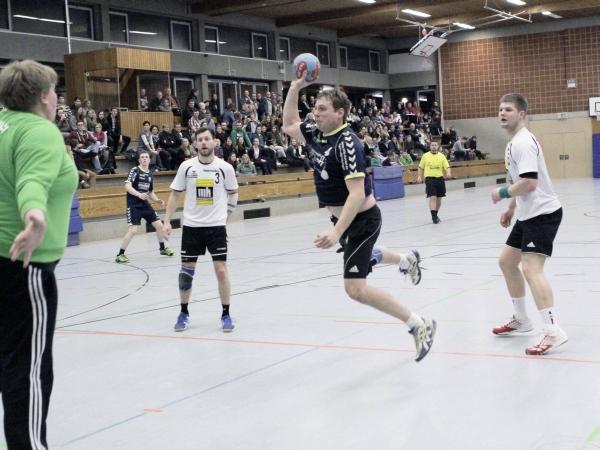 2014.01.10 Freundschaftsspiel TSV Korbach vs HSG Twistetal