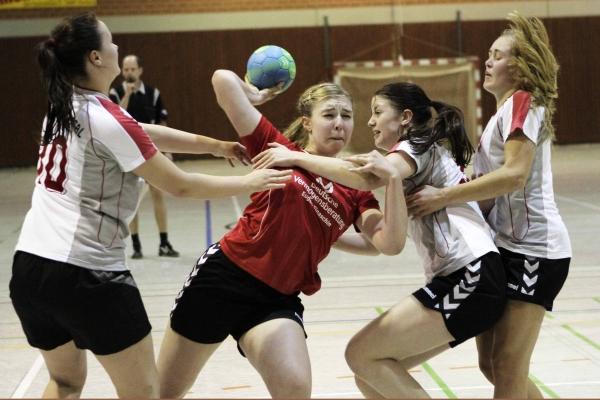 2014.10.11 Handball BOL weibl. Jgd. B JSGwB Korbach/Twistetal- H