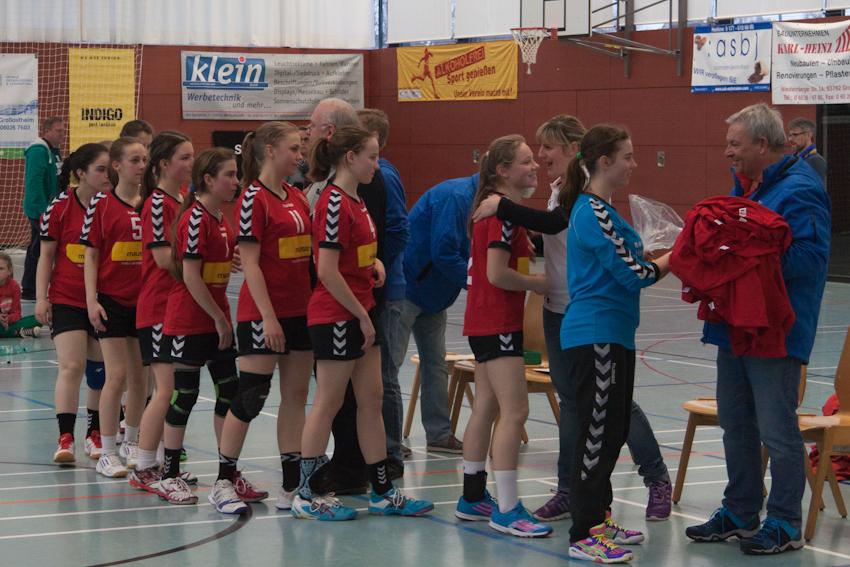 C-Jugend Hessenmeisterschafts-Turnier