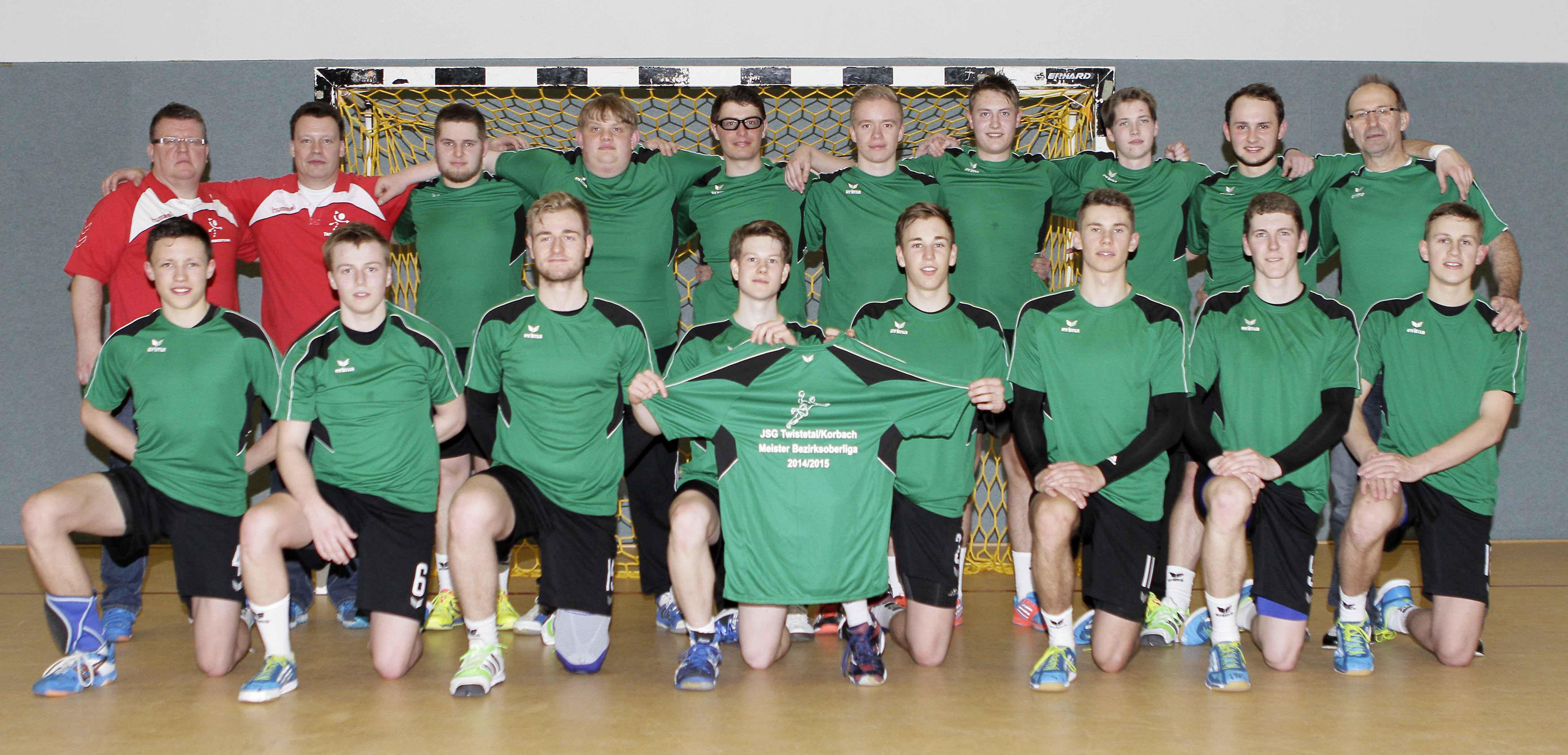 2015.03.15 Handball BOL männl.Jgd.A JSG Twistetal/Korbach