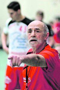 Handball-Oberliga: TSV Vellmar - HSG Baunatal Iljo Duketis fotofischer