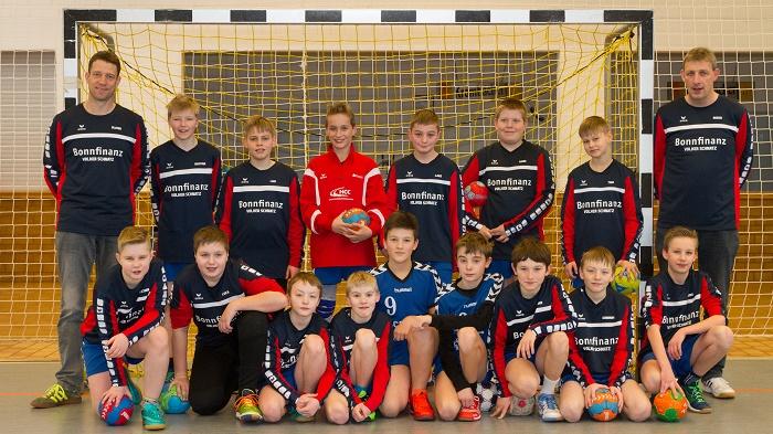 Männliche D-Jugend (11-12 Jahre)